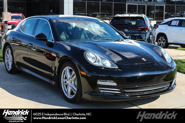 Used 2011 Porsche Panamera For Sale In Hickory Nc