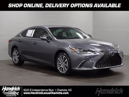 2021 LEXUS ES 250 AWD Sedan