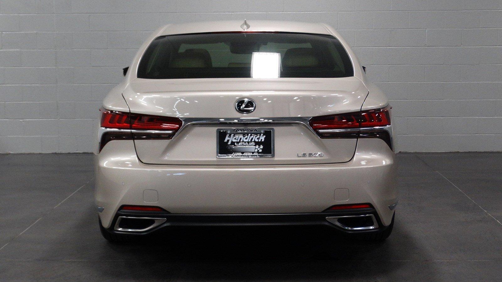 New 2019 LEXUS LS 500 For Sale in Charlotte | Hendrick Lexus