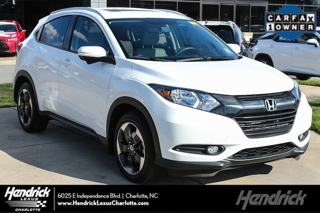 Used 2018 Honda Hr V For Sale In Hickory Nc