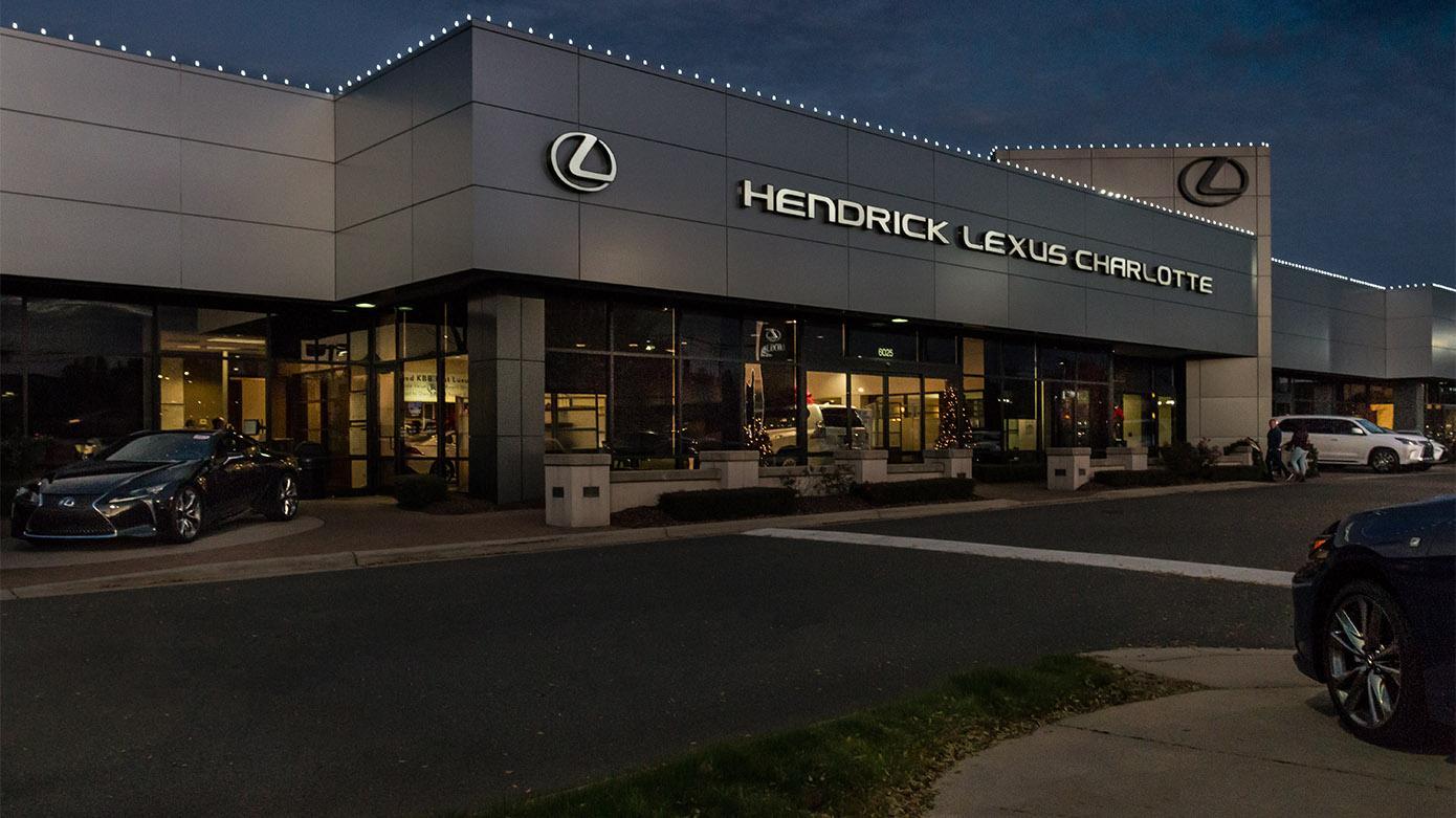Hendrick Lexus Charlotte >> Hendrick Lexus Charlotte New Used Lexus Car Dealer