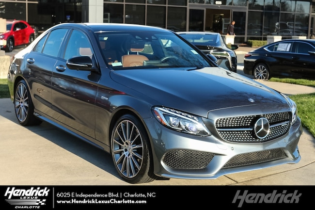 Used 2017 Mercedes Benz C Class For Sale In Hickory Nc