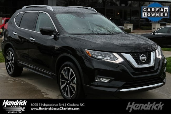 Used 2018 Nissan Rogue For Sale In Hickory Nc