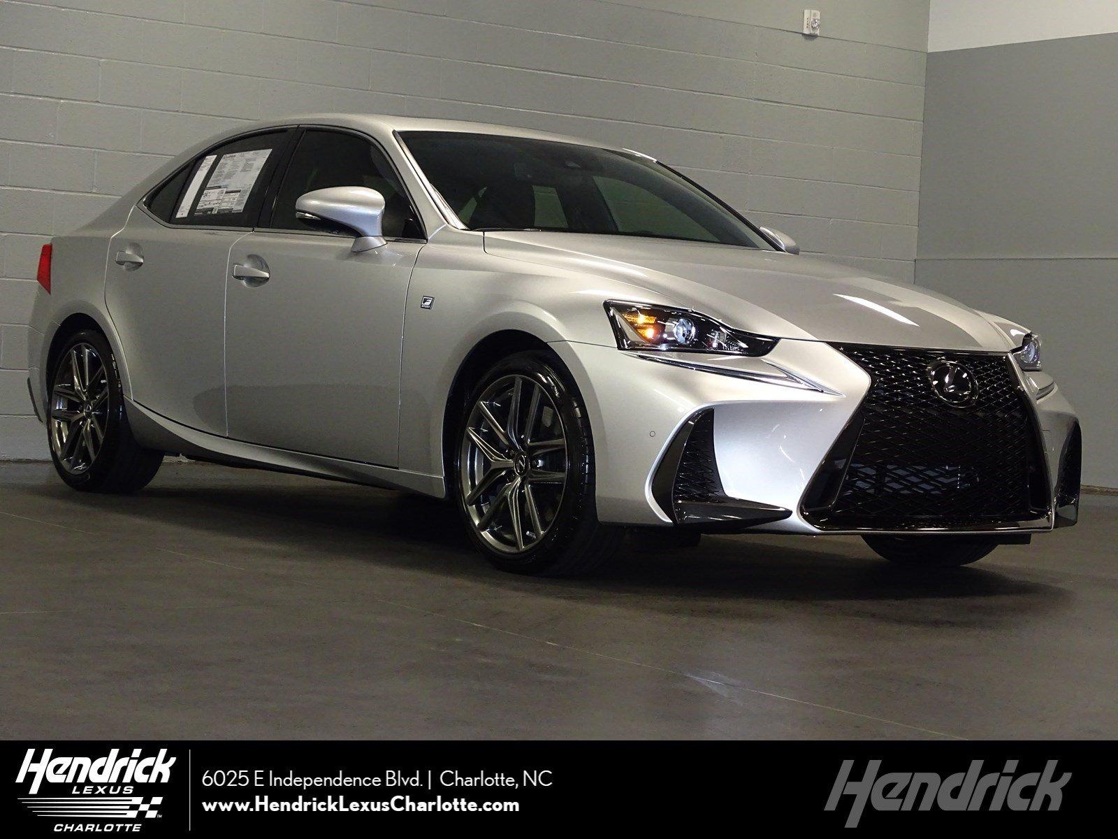New 2019 LEXUS IS 300 For Sale in Charlotte | Hendrick Lexus