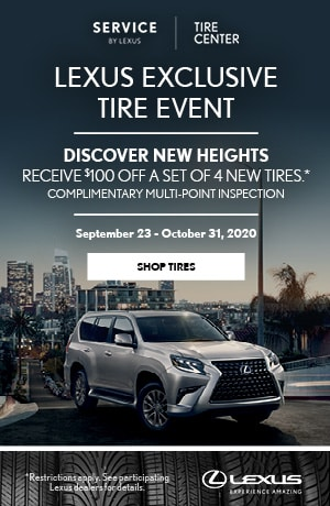 $100 off 4 Tires
