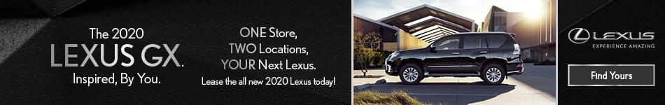 New 2020 Lexus GX - Branding
