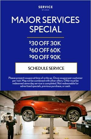 Major Services Special