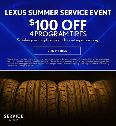 4 Program Tires