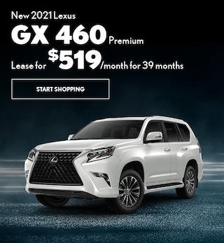 2021 GX 460