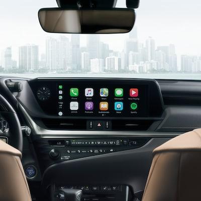 Lexus Multimedia Software Enhancement