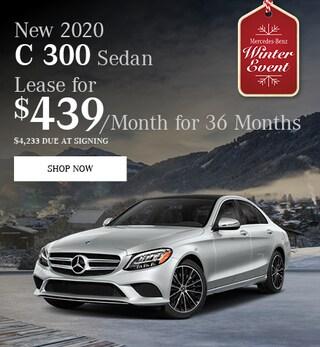 New 2020 C 300 Sedan