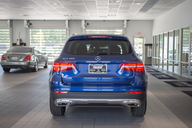 Mercedes Benz Oil Changes In Charlotte