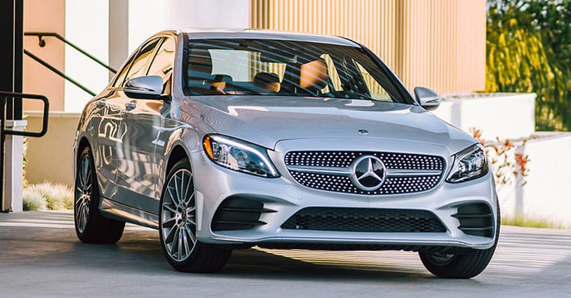 New 2020 Mercedes-Benz C-Class Hendrick Motors of Charlotte