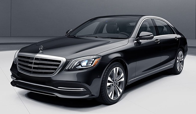 New 2021 Mercedes-Benz S-Class Charlotte North Carolina