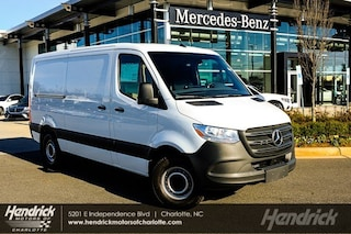 2019 Mercedes-Benz Sprinter Cargo Van 2500 High Roof V6 170 RWD Van