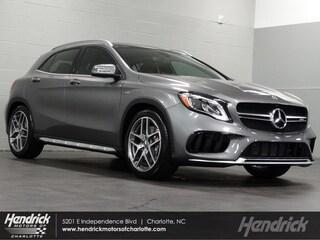 New 2019 Mercedes-Benz GLA AMG 45 SUV Charlotte