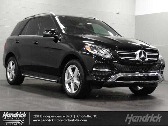 New 2019 Mercedes-Benz GLE GLE 400 SUV Charlotte