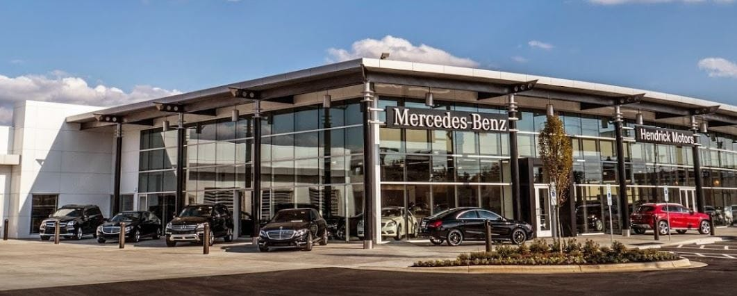 why hendrick motors of charlotte mercedes benz
