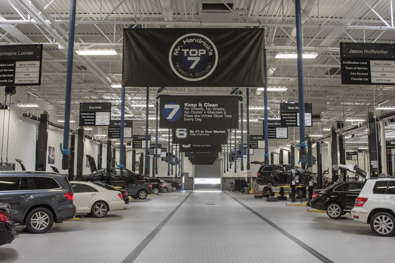 Charlotte mercedes benz service and repair center for Authorized mercedes benz service centers near me