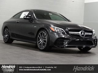 New 2019 Mercedes-Benz C-Class AMG C 43 Coupe Charlotte