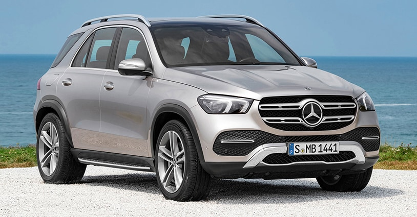 New 2020 Mercedes-Benz GLE Hendrick Motors of Charlotte