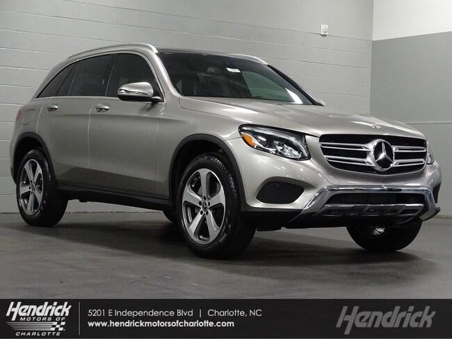 New 2019 Mercedes-Benz GLC 300 SUV Charlotte