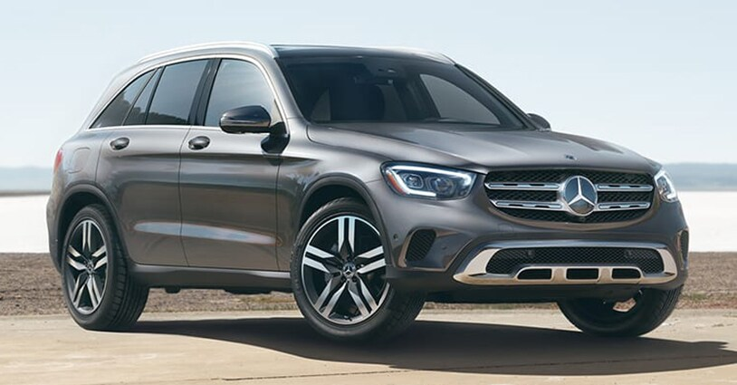New 2020 Mercedes-Benz GLC Hendrick Motors of Charlotte