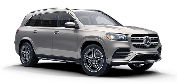 2021 Mercedes-Benz GLS 580