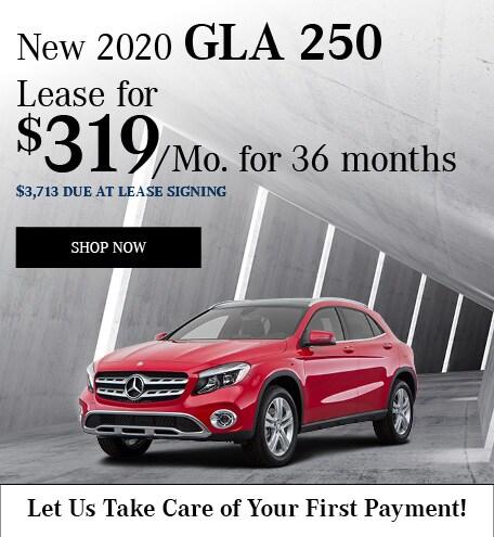 Jan 2020 -  GLA Lease