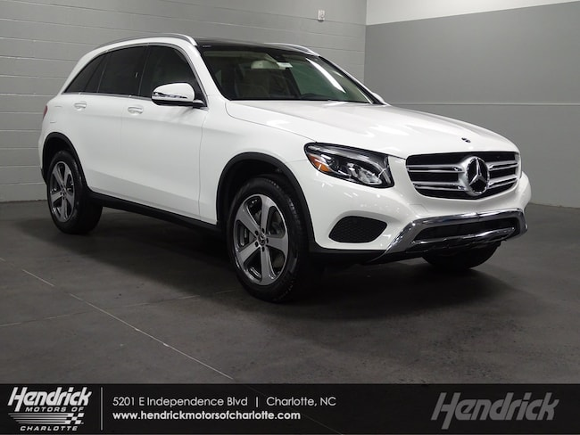 New 2019 Mercedes-Benz GLC 300 SUV Charlotte