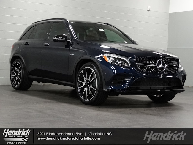 New 2019 Mercedes-Benz GLC AMG 43 SUV Charlotte