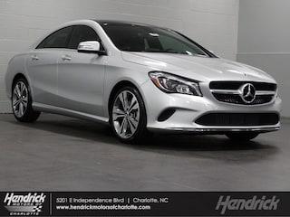 2019 Mercedes-Benz CLA CLA 250 Sedan