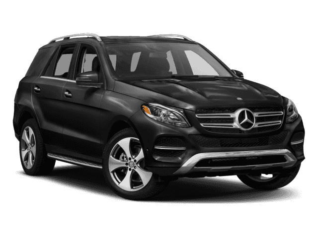 New Mercedes GLE
