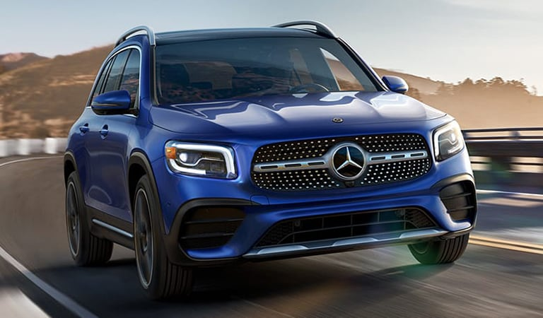 New 2020 Mercedes-Benz GLB Charlotte NC