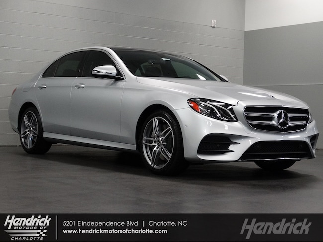New 2019 Mercedes-Benz E-Class E 300 Sedan Charlotte