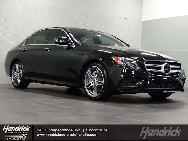 New 2019 Mercedes-Benz E-Class E 450 Sedan Charlotte