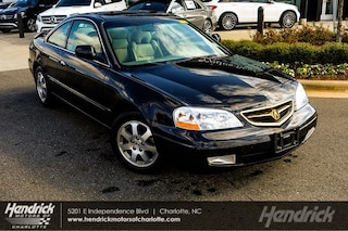 2001 Acura CL 2dr Cpe 3.2L Coupe