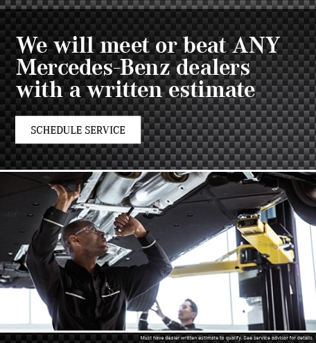 We will beat any MB Dealers