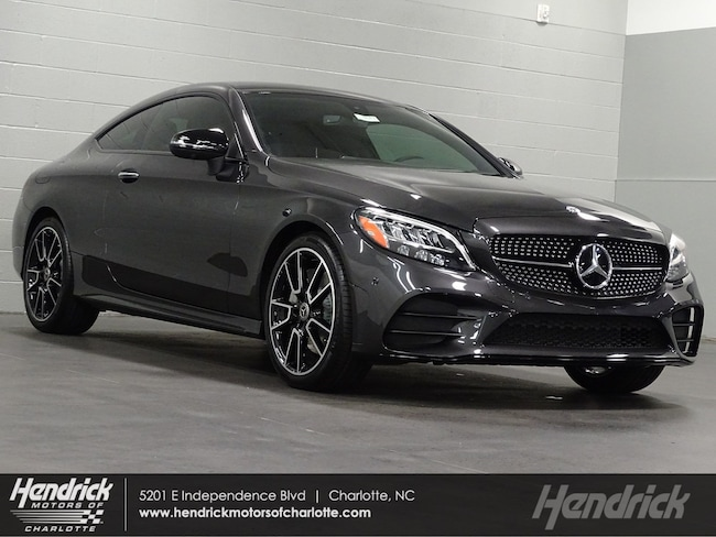 New 2019 Mercedes-Benz C-Class C 300 Coupe Charlotte