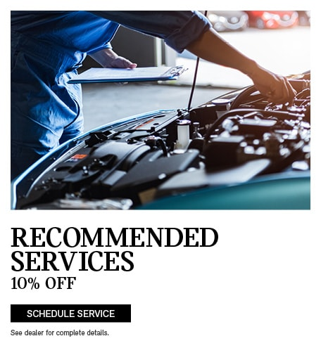 Recommended Service