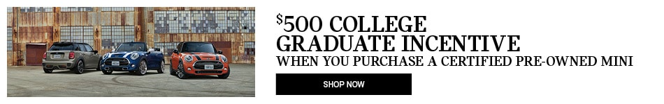 CPO College Graduate Incentive