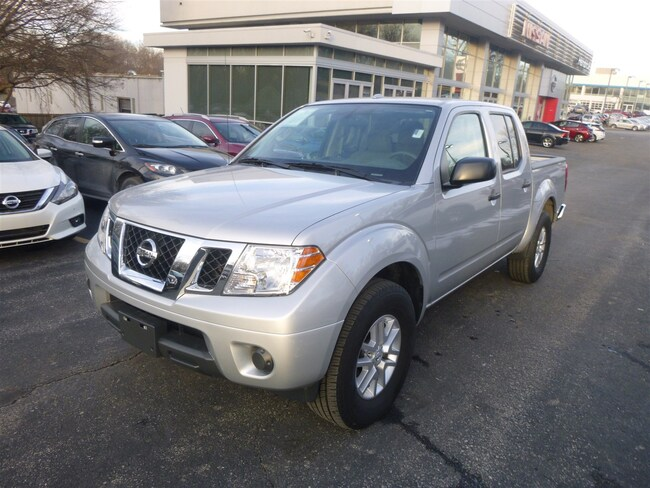 Used 2016 Nissan Frontier SV Pickup in Charleston