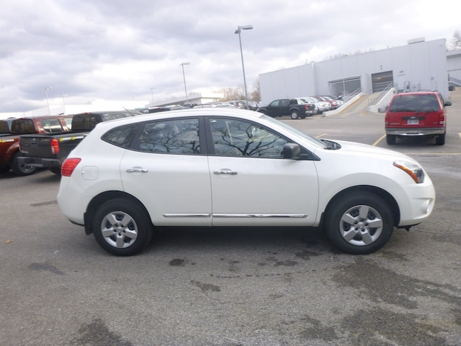 Used 2015 Nissan Rogue Select S FWD  S in Charleston