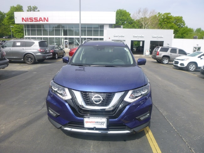 Certified Pre-Owned 2017 Nissan Rogue SL SUV in Charleston