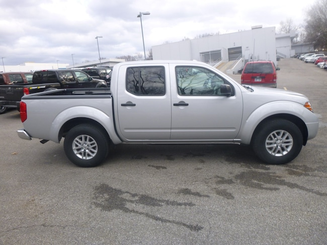2016 Nissan Frontier SV Pickup