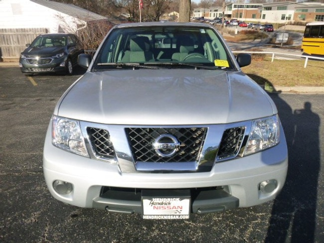 Used 2016 Nissan Frontier SV 4WD Crew Cab SWB Auto SV in Charleston