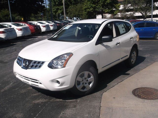 2015 Nissan Rogue Select S FWD  S