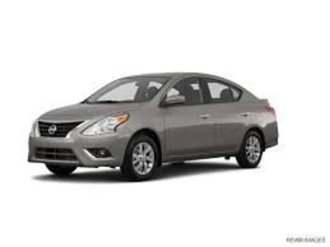 Used 2017 Nissan Versa Sedan S Plus S Plus CVT in Charleston