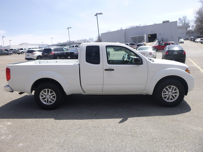 Used 2016 Nissan Frontier SV 2WD King Cab I4 Auto SV in Charleston