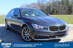 New 2019 BMW 7 Series 740i Sedan N39434 Charlotte